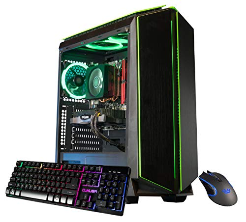 Compare CUK Mantis (DT-CU-0023-CUK-003) vs other gaming PCs