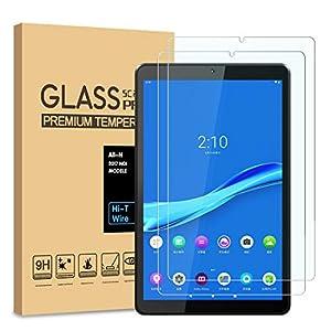 PULEN [2 Unidades] Protector de Pantalla para Lenovo Tab M10 FHD Plus 10.3 inch, Vidrio Cristal Templado [2.5d Borde redondo] [9H Dureza] [Alta Definicion]