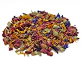 ProRezult 60g Tortoise Bearded Dragon Reptile Food Premium Dried Flower Mix Herbivore Feed Treat