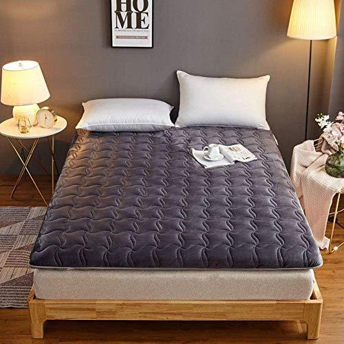 CYQ Japanese Tatami floor mattress, futon cushion, Tatami floor mats thickened at home, floor mattress, Tatami E mattress 150x190 cm (59x75 inches)