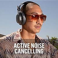 House Of Marley Exodus ANC, Cuffie Over Ear Wireless con Riduzione del Rumore Regolabile, Auricolare Pieghevoli senza Fili con Bluetooth 5.0, fino a 28 Ore di Autonomia, Microfono Incorporato, Nero #5