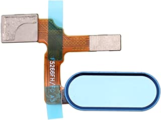 EasePoints For Reapir Spare Part For Huawei Honor 9 Fingerprint Sensor Flex Cable(Grey) (Color : Blue)