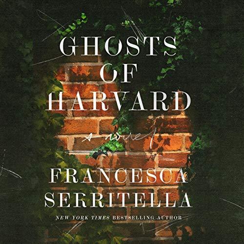 Ghosts of Harvard audiobook cover art