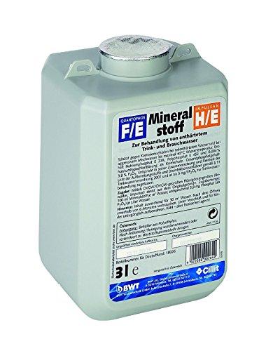 BWT Dosiermittel Quantophos 3 Liter Behälter Härtegrad F4/H4 18025