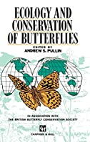 Ecology and Conservation of Butterflies (Applications Series; 1)