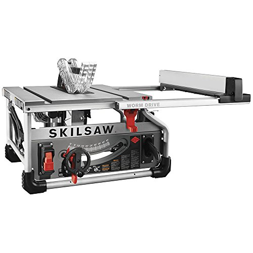 "Skilsaw SPT70WT-22 10"" Worm Drive Table Saw"