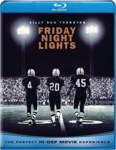 Friday Night Lights [Blu-ray] [Importado]