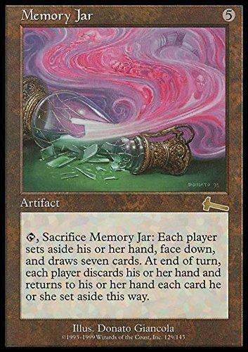Magic: the Gathering - Memory Jar - Urza's Legacy