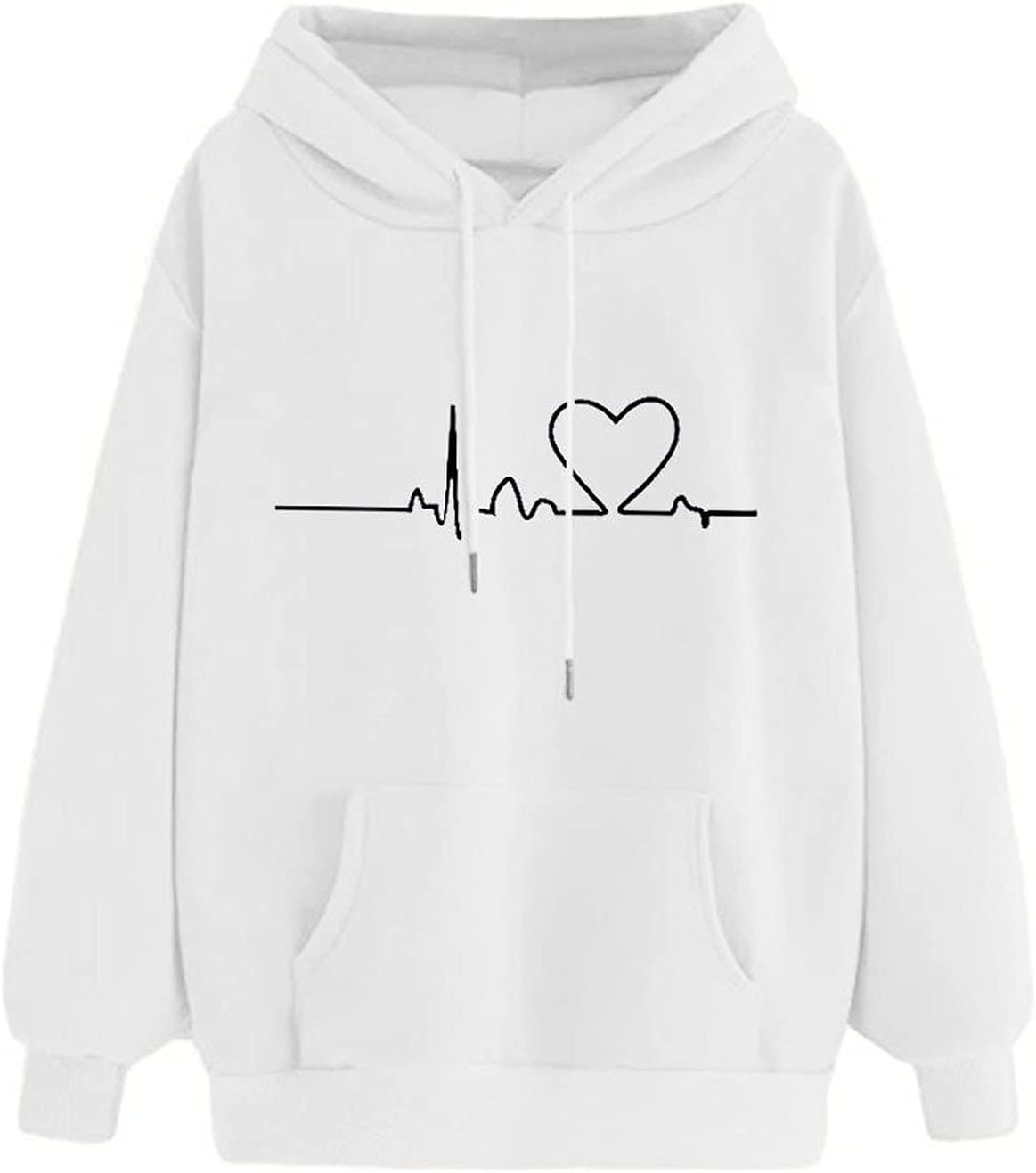 Eoailr Import Hoodies for Women Teen Pul Hoodie Elegant Sweatshirt Casual Girls