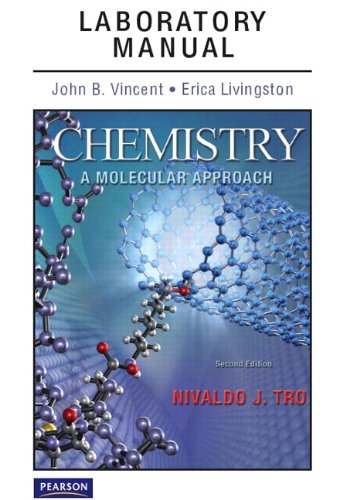 Download Laboratory Manual for Chemistry: A Molecular Approach 0321667859