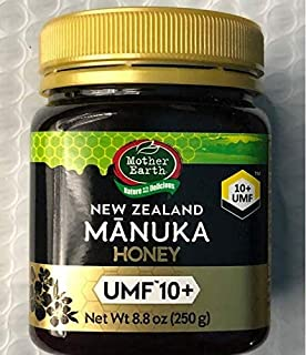 Mother Earth New Zealand Manuka Honey