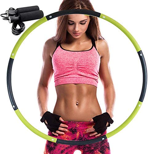 REDSEASONS Hula Hoop for Adults Lose Weight Fast by Fun Way to Workout Easy to Spin Premium product image