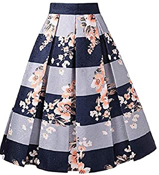 Best floral flare skirt Reviews