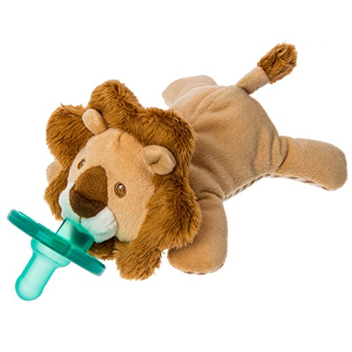 4. WubbaNubbAfrique Lion Soft Toy and Infant Pacifier – Best Value for the Money