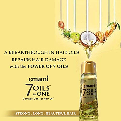 Emami 7-Oils-In-1 100 ml