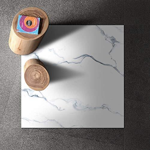 Leileixiao Agotamiento de Vinilo Plano PVC 3D Piso 3D Azulejos Adhesivos Pegatinas Impermeable para baño y Cocina (Color : E, Size : 30x30cmx1pc)