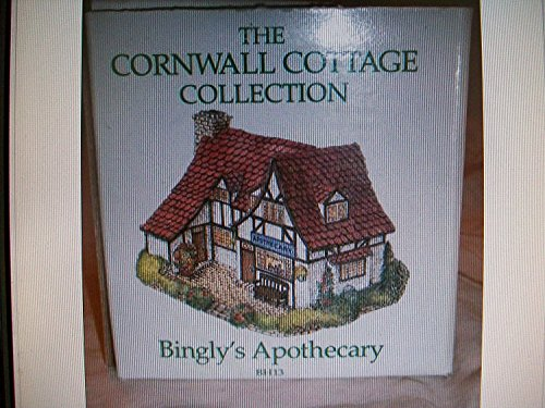 Cornwall Cottage Collection- Bingly's Apothecary