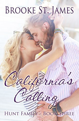 California's Calling by Brooke St. James ebook deal