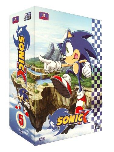 Sonic X, vol. 5