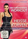 Kim Kardashian's Workout-Heisse Kurven [Import allemand]