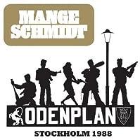 Odenplan Stockholm 1988