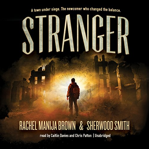 Stranger                   By:                                                                                                                                 Rachel Manija Brown,                                                                                        Sherwood Smith                               Narrated by:                                                                                                                                 Caitlin Davies,                                                                                        Chris Patton                      Length: 12 hrs and 35 mins     27 ratings     Overall 4.0