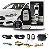 Best Remote Car Starters - Remote Starter for Cars One Key Engine Start Review