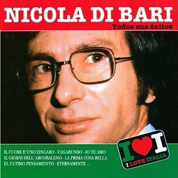 Todos sus Exitos: Nicola di Bari