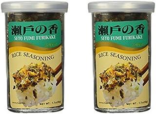 JFC - Seto Fumi Furikake (Rice Seasoning) 1.7 Oz. (Pack of 2)