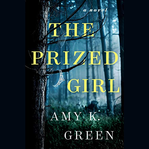 The Prized Girl audiobook cover art