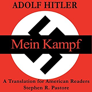 Mein Kampf: A New Translation for American Readers cover art