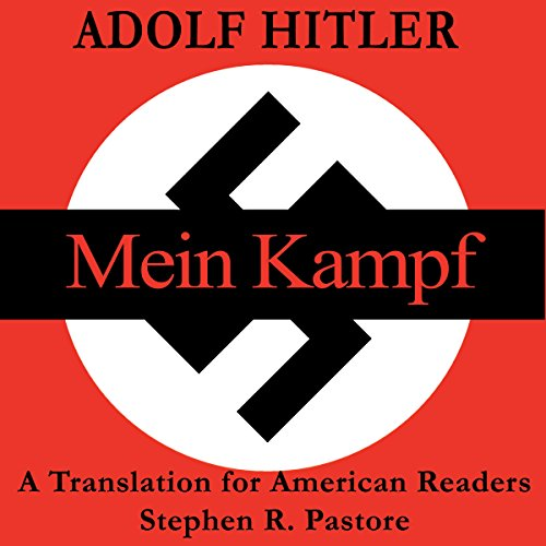 Mein Kampf: A New Translation for American Readers audiobook cover art