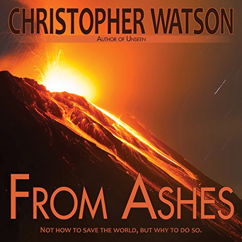From Ashes audiobook cover art