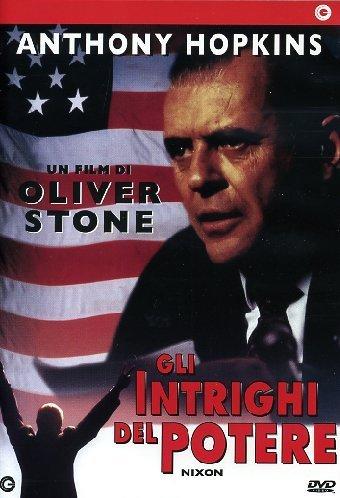 Gli Intrighi Del Potere - Nixon [Italian Edition] by anthony hopkins