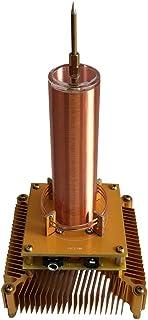 KKmoon Tesla Coil, brinquedo experimental de ciência, versão BT multifuncional, áudio eletrônico, música, módulo Tesla, bo...