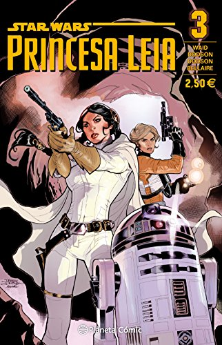 Star Wars Princesa Leia nº 03/05 (Star Wars: Cómics Grapa Marvel)