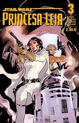 Star Wars Princesa Leia nº 03/05 (Star Wars: Cómics Grapa Marvel)