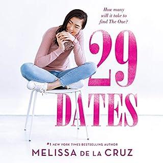 29 Dates audiobook cover art