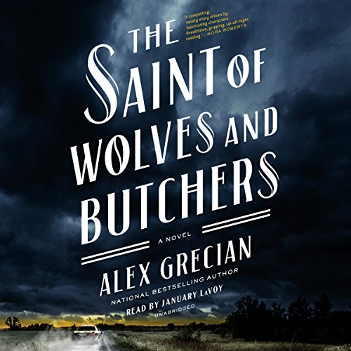 The Saint of Wolves and Butchers audiobook cover art