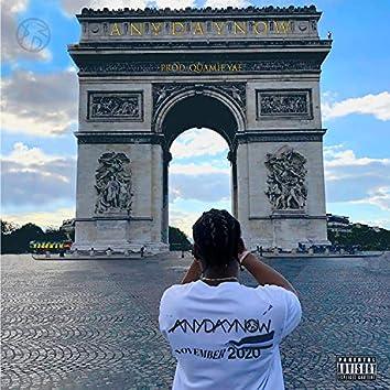 AnyDayNow Prod. Quamie'Yae (Radio Edit)