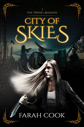 Book: City of Skies (The Shadowislands Saga Book 1) by Farah Cook