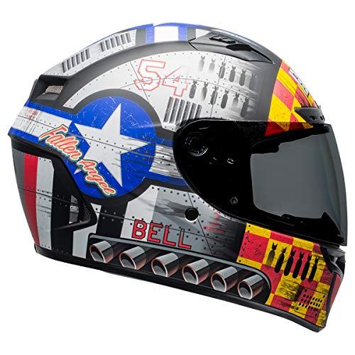 Bell Qualifier DLX MIPS Helmet (Devil May Care 2020 Matte Gray - Medium)