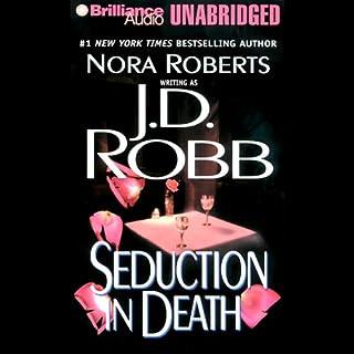 Seduction in Death audiobook cover art