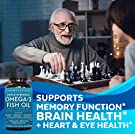 Viva Naturals Triple-Strength Omega 3 Fish Oil with EPA and DHA Supplements 2,200mg, 180 Softgels #3
