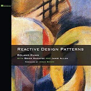 Reactive Design Patterns audiobook cover art