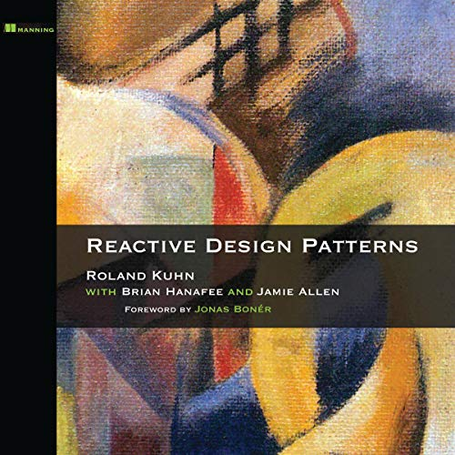 Reactive Design Patterns cover art