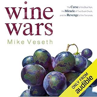 Wine Wars cover art