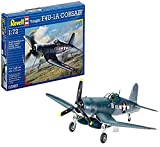 Revell - 03983 - Maquette D'aviation - F4u-1d Corsair Vought - 50 Pièces - Echelle 1/72