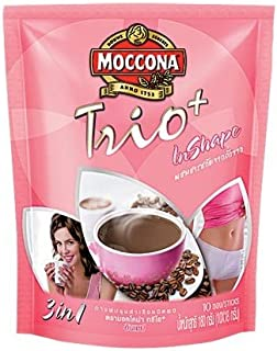 moccona instant coffee calories