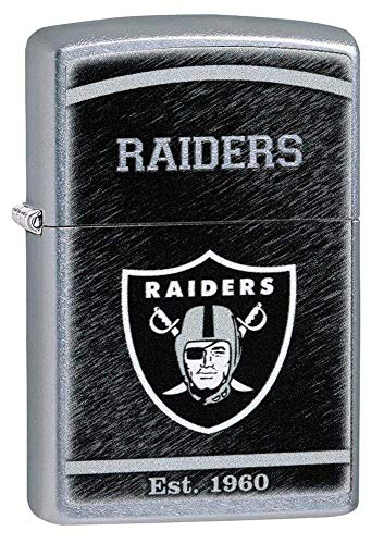 Zippo NFL Las Vegas Raiders Pocket Lighter
